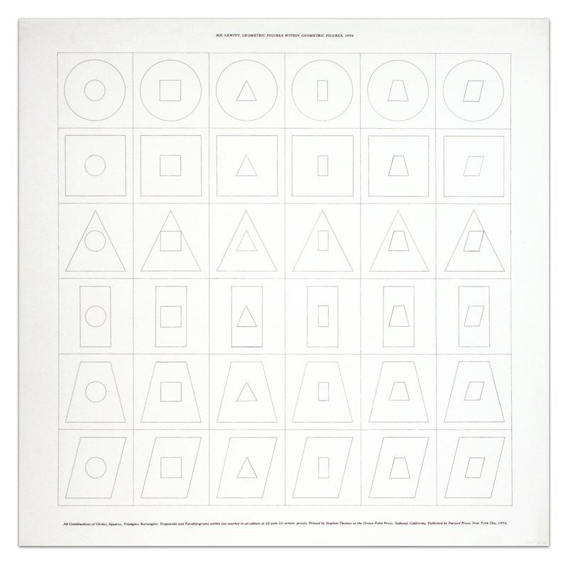 Geometric Figures within Geometric Figures (Composite)