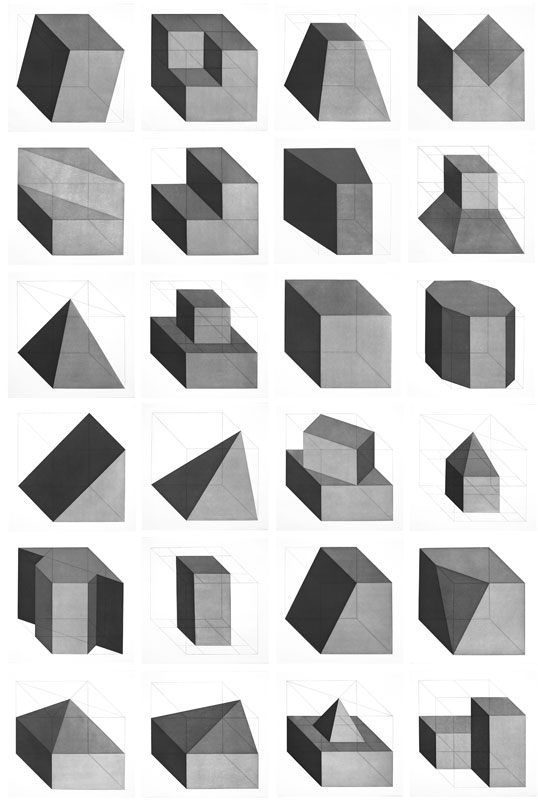 Forms Derived from a Cube