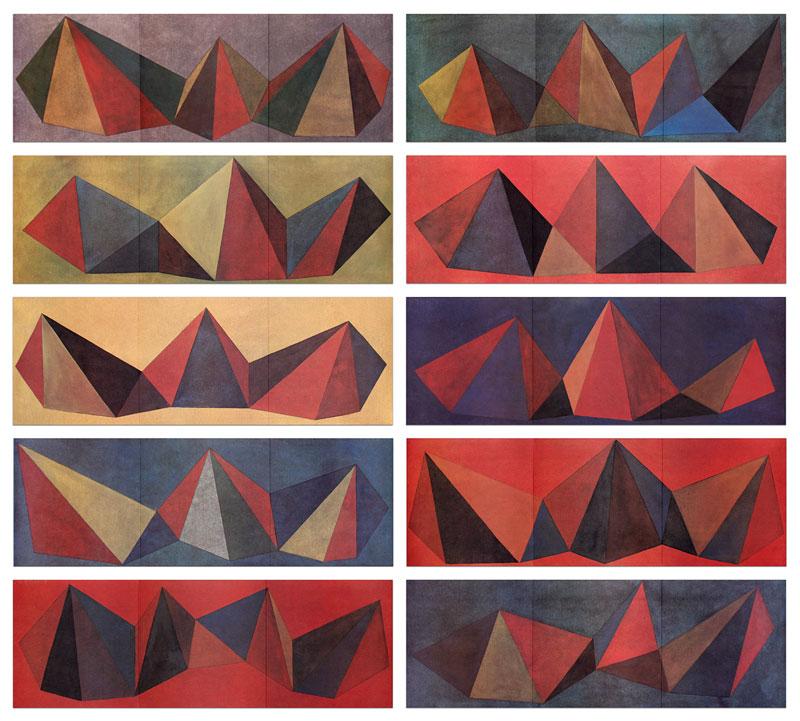Piramidi (pyramids)