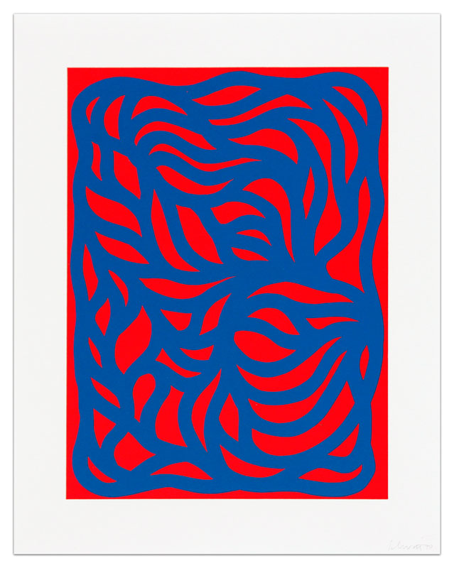Loops, Blue/Red