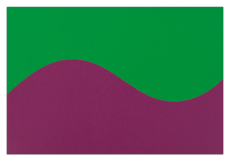 Purple/Green Curve