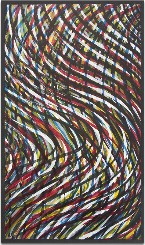 Wavy Lines (Color)