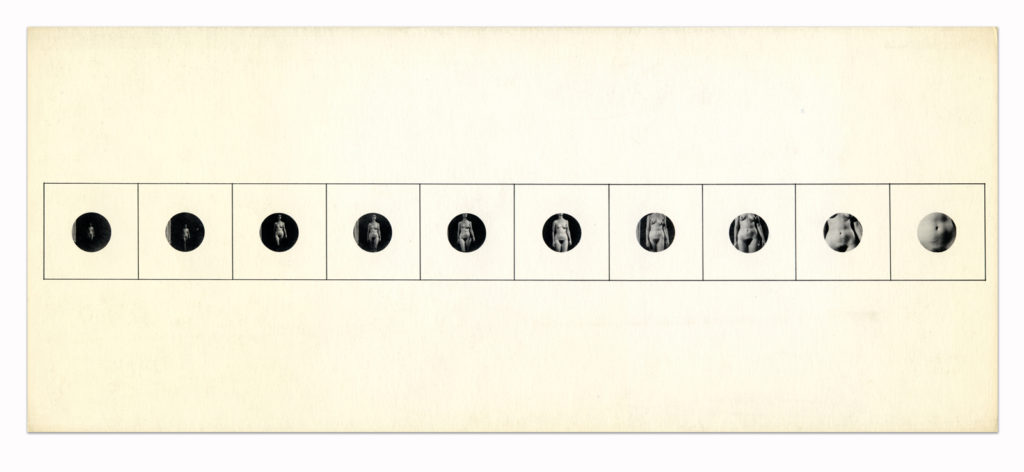 Schematic Drawing for Muybridge II (from Artists and Photographs Portfolio)